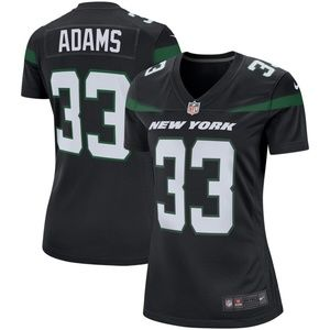 Women's New York Jets Jamal Adams Jersey